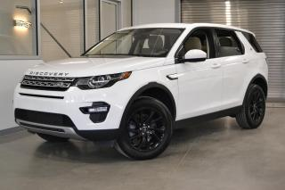 Used 2017 Land Rover Discovery Sport HSE *BALANCE DE GARANTIE 6ANS/160000KM* for sale in Laval, QC