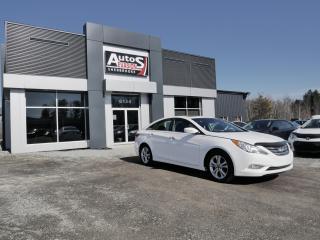 Used 2013 Hyundai Sonata Vendu, sold merci for sale in Sherbrooke, QC