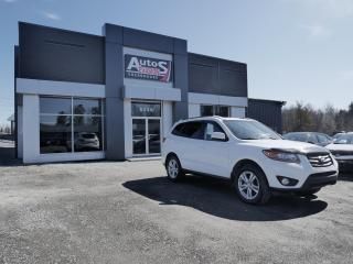 Used 2011 Hyundai Santa Fe Vendu, sold merci for sale in Sherbrooke, QC