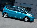 Photo of blue metallic 2013 Honda Fit
