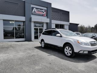 Used 2011 Subaru Outback Vendu, sold merci for sale in Sherbrooke, QC