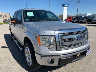 Used 2013 Ford F-150 XTR Chrome | Remote Start | Bluetooth for sale in Harriston, ON