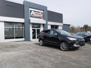 Used 2015 Ford Escape Vendu, sold merci for sale in Sherbrooke, QC