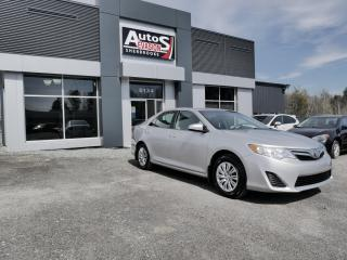 Used 2014 Toyota Camry Vendu, sold merci for sale in Sherbrooke, QC