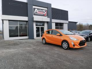 Used 2015 Toyota Prius c Vendu, sold merci for sale in Sherbrooke, QC