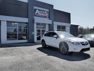 Used 2015 Subaru XV Crosstrek 2.0i AWD + Sport Pkg + INSPECTÉ for sale in Sherbrooke, QC