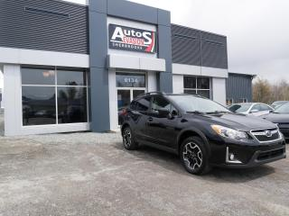 Used 2016 Subaru XV Crosstrek 2.0i AWD Touring Pkg + INSPECTÉ + CAMÉRA for sale in Sherbrooke, QC