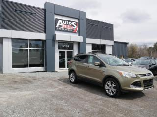 Used 2013 Ford Escape Vendu, sold merci for sale in Sherbrooke, QC
