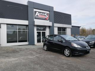 Used 2011 Honda Fit Vendu, sold merci for sale in Sherbrooke, QC