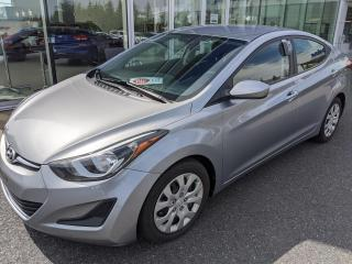 Used 2015 Hyundai Elantra 4DR SDN AUTO GL for sale in Ste-Julie, QC