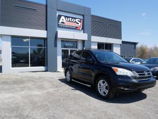 Used 2010 Honda CR-V Vendu, sold merci for sale in Sherbrooke, QC