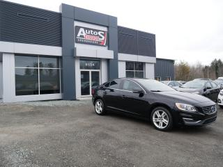 Used 2015 Volvo S60 Vendu, sold merci for sale in Sherbrooke, QC