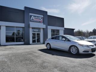 Used 2012 Honda Civic Vendu, sold merci for sale in Sherbrooke, QC