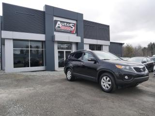 Used 2013 Kia Sorento LX + BLUETOOTH, VENDU MERCI !!! SOLD for sale in Sherbrooke, QC