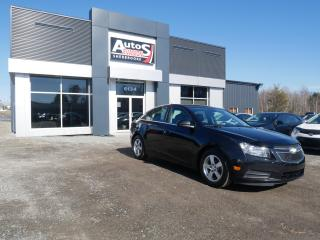 Used 2014 Chevrolet Cruze Vendu, sold merci for sale in Sherbrooke, QC