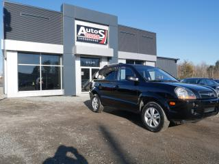 Used 2009 Hyundai Tucson 25th Anniversary + INSPECTÉ + GPS + TOIT for sale in Sherbrooke, QC