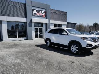 Used 2013 Kia Sorento Vendu, sold merci for sale in Sherbrooke, QC
