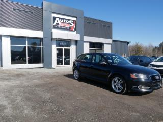 Used 2012 Audi A3 Vendu, sold merci for sale in Sherbrooke, QC