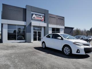 Used 2015 Toyota Corolla Vendu, sold merci for sale in Sherbrooke, QC