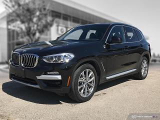 Used 2019 BMW X3 xDrive30i Employee Driven! for sale in Winnipeg, MB
