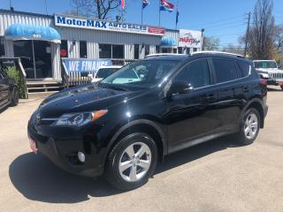 Used 2013 Toyota RAV4 XLE-AWD-ACCIDENT FREE for sale in Stoney Creek, ON