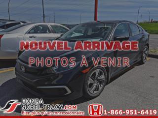 Used 2019 Honda Civic LX BM for sale in Sorel-Tracy, QC