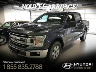 Used 2019 Ford F-150 XLT ECOBOOST 4X4 + GARANTIE + WOW for sale in Drummondville, QC
