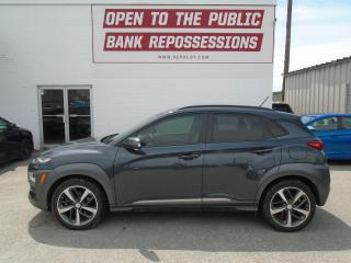 Used 2018 Hyundai KONA Ultimate for sale in Toronto, ON