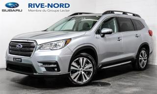 Used 2020 Subaru ASCENT Limited 7.PASS NAVI+CUIR+TOIT.OUVRANT for sale in Boisbriand, QC
