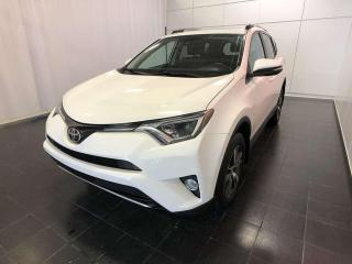 Used 2017 Toyota RAV4 XLE for sale in Québec, QC