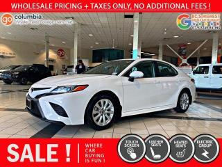 Used 2019 Toyota Camry SE 4dr FWD Sedan for sale in Richmond, BC