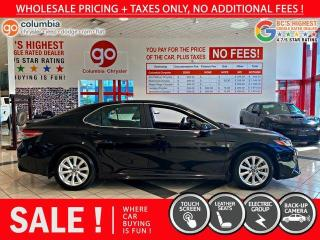 Used 2019 Toyota Camry SE - Leather, Heated Seats for sale in Richmond, BC