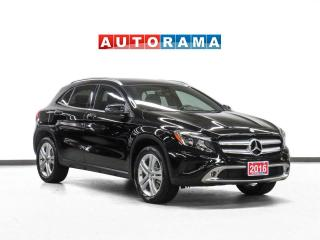 Used 2016 Mercedes-Benz GLA 250 4MATIC Navigation Panoroof Power Hatch for sale in Toronto, ON