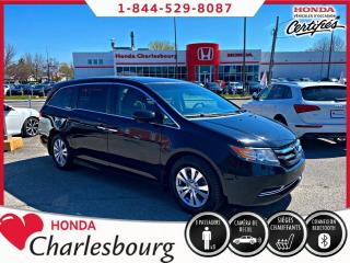 Used 2015 Honda Odyssey EX **8 PASSAGERS** for sale in Charlesbourg, QC