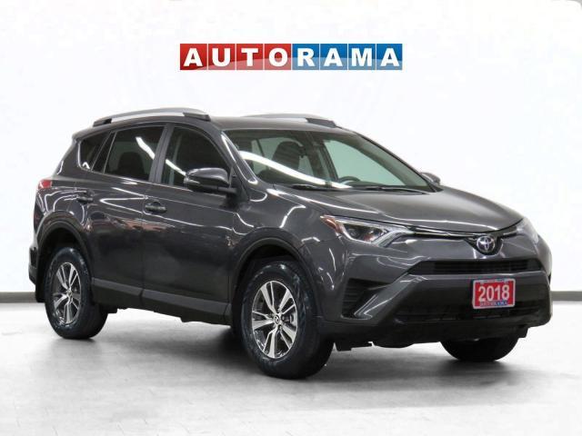 2018 Toyota RAV4 LE AWD Backup Camera Bluetooth Heated Seats Alloys