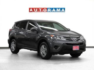 Used 2015 Toyota RAV4 LE AWD Bluetooth Air Conditioning Power Options for sale in Toronto, ON