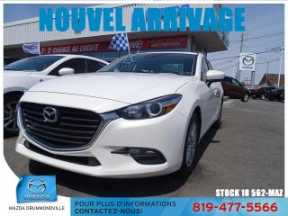 Used 2018 Mazda MAZDA3 |GS|VOLANTCHAUF|SIEGCHAUF|MAG|CAMERA| for sale in Drummondville, QC