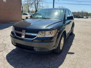 Used 2010 Dodge Journey FWD 4dr SE|BLUETOOTH|LOW MILEAGE|CLEAN for sale in Richmond Hill, ON