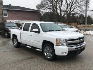 Used 2009 Chevrolet Silverado 1500 LTZ 4WD for sale in Tillsonburg, ON