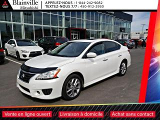 Used 2015 Nissan Sentra SENTRA SV, TOIT OUVRANT , NAVIGATION for sale in Blainville, QC