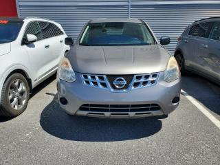 Used 2012 Nissan Rogue S AWD ** GR ÉLECTRIQUE + A/C for sale in St-Hyacinthe, QC