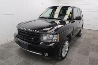 Used 2010 Land Rover Range Rover SC for sale in Winnipeg, MB