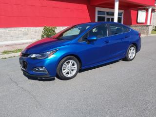 Used 2018 Chevrolet Cruze LT for sale in Cornwall, ON