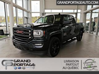 Used 2018 GMC Sierra 1500 SLE cabine double 4RM, 143,5 po for sale in Rivière-Du-Loup, QC