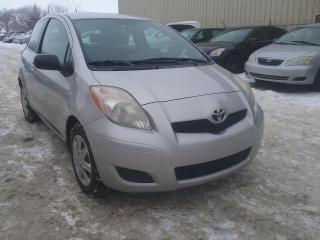 Used 2010 Toyota Yaris CE for sale in Saskatoon, SK