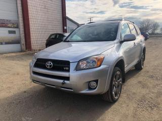 Used 2011 Toyota RAV4 Sport for sale in Saskatoon, SK