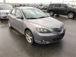 Used 2005 Mazda MAZDA3 Sport GS for sale in Saskatoon, SK