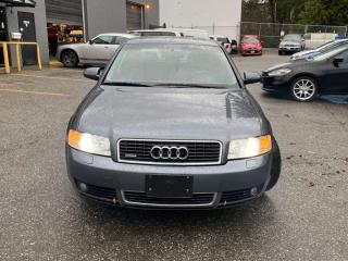 Used 2002 Audi A4 1.8T for sale in Saskatoon, SK