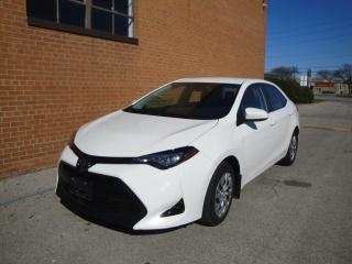 Used 2018 Toyota Corolla LE/ONE OWNER /NO ACCIDENTS for sale in Oakville, ON