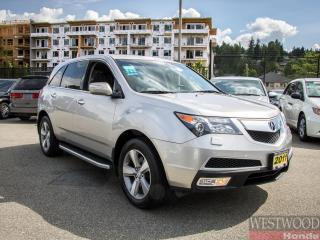 Used 2011 Acura MDX Base for sale in Port Moody, BC